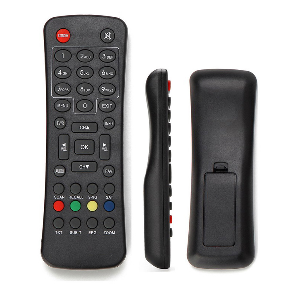 GHB-3211 35 key AV TV OTT DVB SAT  SET TOP BOX DVD STB learning TV Remote Controller