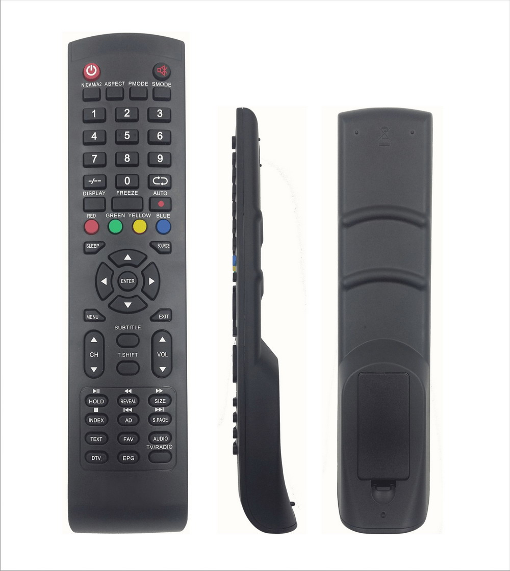 GHB-8600 40key to 52 key AV TV OTT DVB SAT  SET TOP BOX DVD STB learning TV Remote Controller