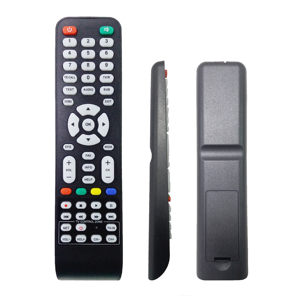 GHB-9533 53 key TV OTT DVB SAT STB SET TOP BOX  remote controller